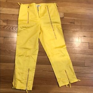 Moschino Cropped Pants
